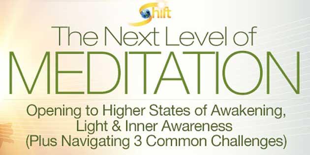 The Next Level of Meditation with Thomas Huebl – Shift Network
