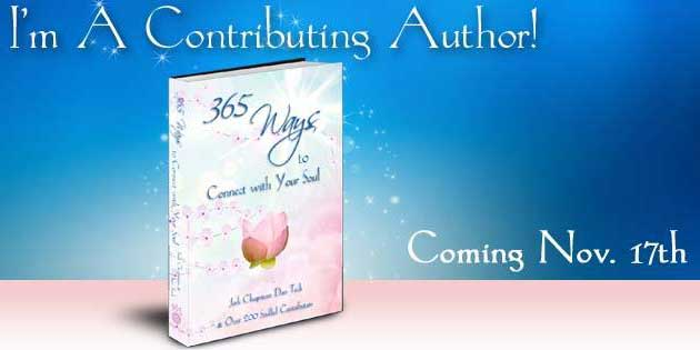 "Our New Book ""365 Ways to Connect with Your Soul"" Available 17 November 2015"
