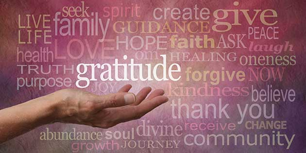 5 Easy Ways to Feel More Grateful