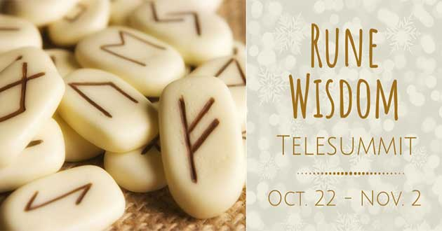 Rune Wisdom Telesummit Oct 22 – Nov 2