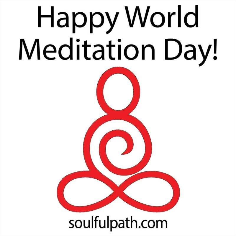 Happy World Meditation Day