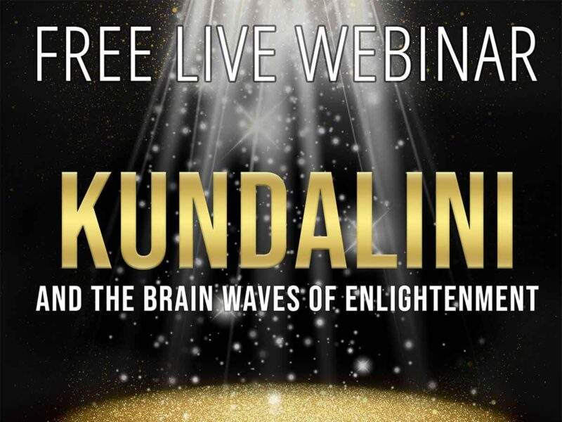 Kundalini and the brain waves of enlightenment