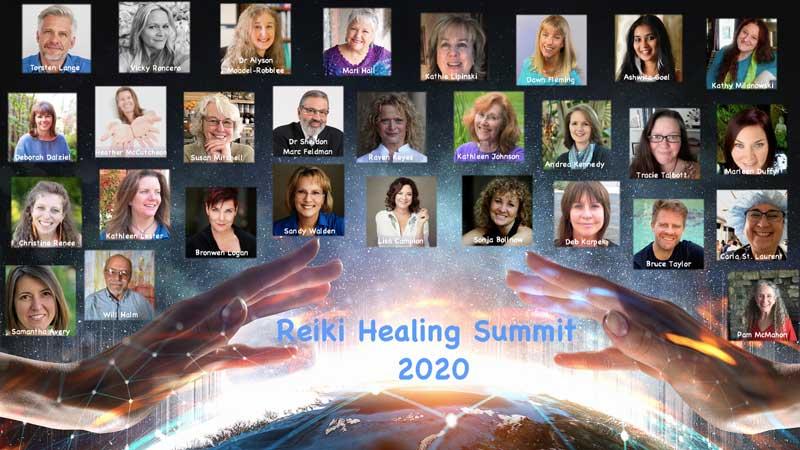 Reiki Healing Summit 2020